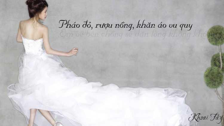 Nằm mơ thấy lấy chồng có ý nghĩa gì? Giải mã giấc mơ thấy lấy chồng là điềm gì?